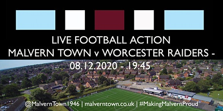 Malvern Town -vs- Worcester Raiders (WSC) tickets