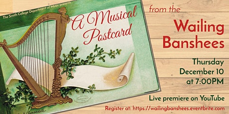 The Wailing Banshees: A Musical Postcard tickets