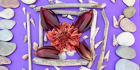 Make a Nature Mandala @ Devonport Library tickets