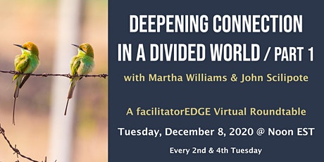 Deepening Connection in a Divided World Part 1 tickets