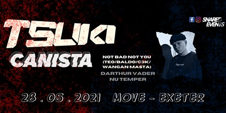 Launch Party: Tsuki & Canista tickets
