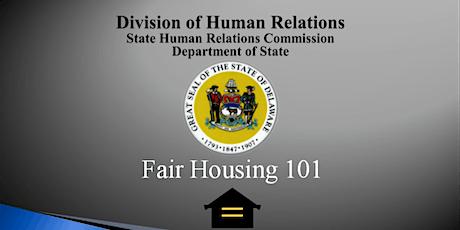 Fair Housing 101 Training Webinar tickets