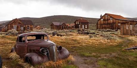 Virtual Tour - Ghost Towns of California tickets