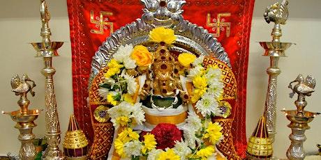 Individual Darshan at Ireland Vinayaka Temple tickets