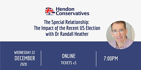 The Special Relationship: The Impact of the Recent US Election tickets