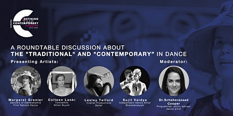 Redefining the Contemporary: a roundtable discussion tickets
