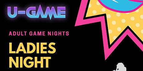 U-GAME Virtual Adult Game Night tickets