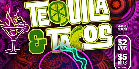 "TACO TUES ""TEQUILA N' TACOS"" @ SEASIDE 