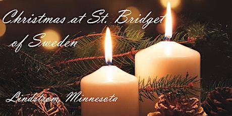 Christmas Mass at St. Bridget of Sweden- Lindstrom, MN tickets