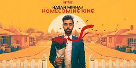 Cultures&Cinema viewing Hasan Minhaj: Homecoming King tickets