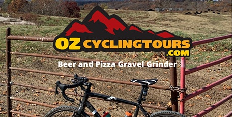 OZ Cycling Tours Beer and Pizza Gravel Grinder tickets