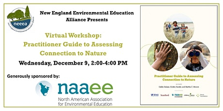 Virtual Workshop: Practitioner Guide to Assessing Connection to Nature tickets
