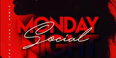 MONDAYNIGHTSOCIAL at RED MARTINI! For bottle service text 4048081249! tickets