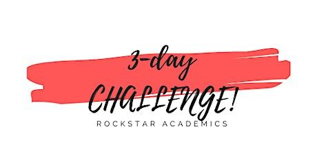 Rockstar Academics Challenge tickets