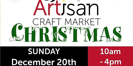 Christmas Artisan Craft Market tickets