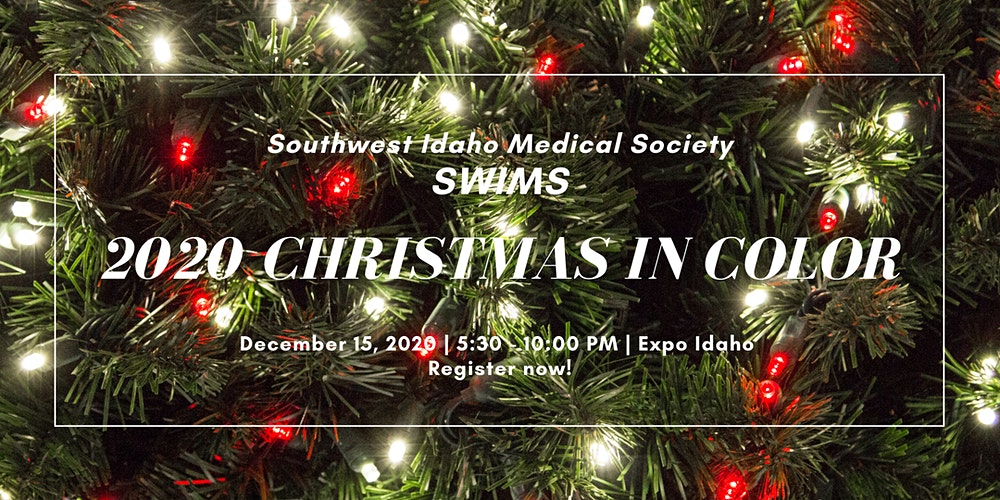 2020 SWIMS Christmas in Color Night Tickets, Tue, Dec 15, 2020 at