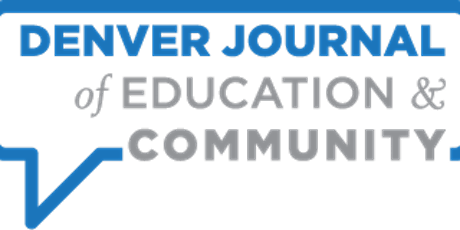 "Community Conversation: ""Setting New Priorities for Public Education"" tickets"