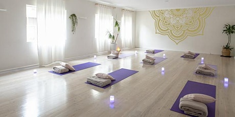 Guided Group Hypnotherapy & Meditation for Stress Relief & Relaxation tickets