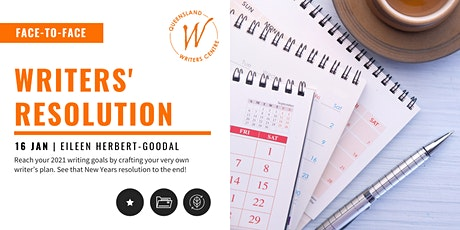 Writers' Resolution with Eileen Herbert Goodall tickets