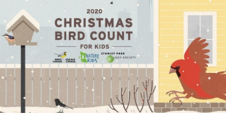 Christmas Bird Count for Kids (Online) tickets