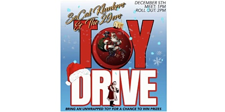 Christmas Toy Drive and Group Ride tickets