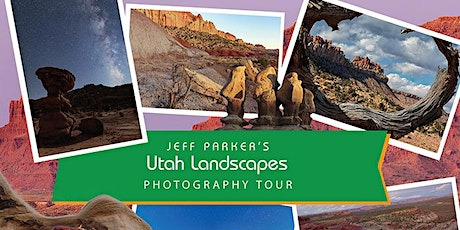 Utah Landscapes Photo Tour tickets