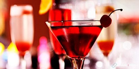 Taller de Coctelería con maridaje y Cocktail Bar entradas