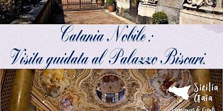 Catania Nobile: Visita guidata al Palazzo Biscari biglietti
