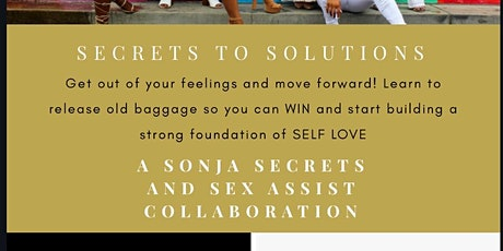 Secrets to Solutions tickets