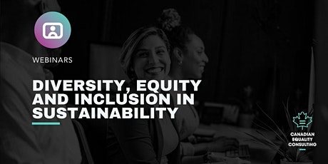Diversity, Equity and Inclusion in Sustainability tickets