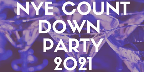 NYE COUNT DOWN PARTY tickets