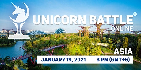 Unicorn Battle in Asia tickets