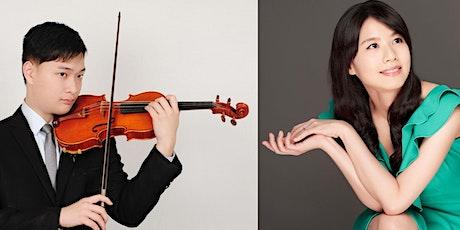 Wei-Lin Chen, Violin X I-Chun Huang, Piano tickets