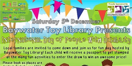 Bayswater Toy Library Inclusive Community Open Day tickets
