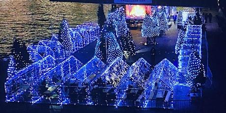 """WEDNESDAYS: WINTER WONDERLAND in HEATED """"GLASSHOUSES"""" @ WATERMARK - PIER 15 tickets"""