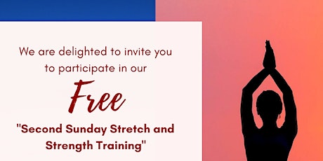 Second Sunday Stretch and Strength tickets