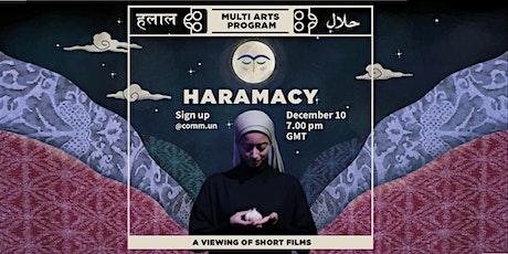 Haramacy - Short Films tickets