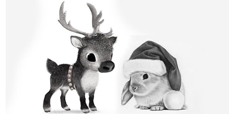 2 WEEKS  Animal Pencil Sketching Art Series  @5PM Thursdays (Ages 7+) tickets