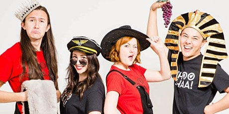 The Saturday Experiment: by The Big HOO-HAA! Melbourne tickets