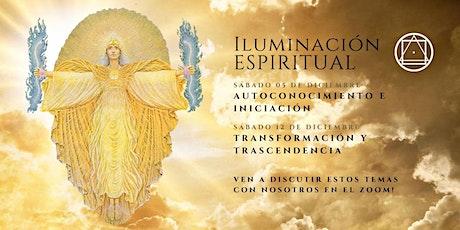 Conferencias Públicas Virtuales -  Iluminación Espiritual boletos