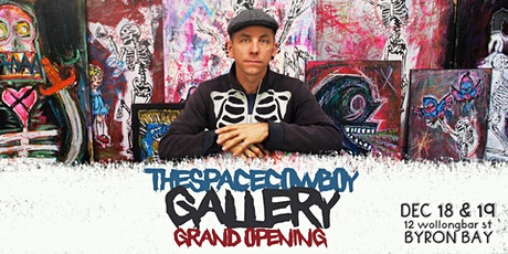 The Space Cowboy Gallery -Grand Opening tickets