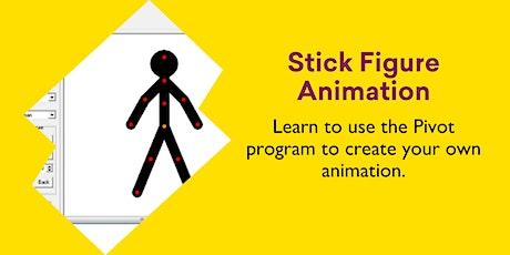 Summer Holiday Program - Stick Figure Animation tickets