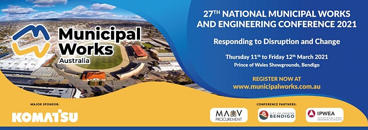 27th National Municipal Works and Engineering Conference image