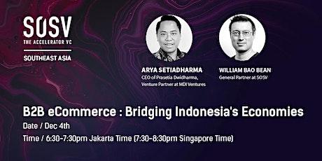 SOSV SEA - Inside Indonesia tickets