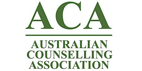 ACA Brazilian/Portuguese Chapter bilhetes