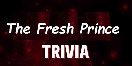The Fresh Prince Trivia  Fundraiser(live host) via Zoom (EB) tickets