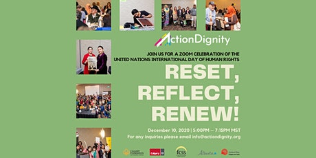 UN International Day of Human Rights - Building Community Resilience tickets