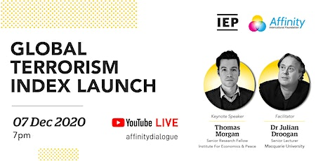 Global Terrorism Index Launch tickets
