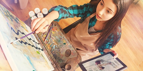 Illustration workshop ONLINE ( 13- 18 years) tickets