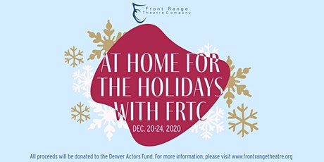 At Home for the Holidays with FRTC tickets